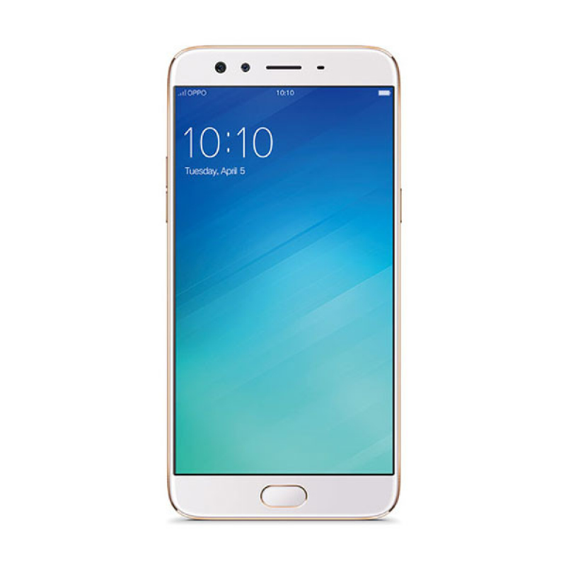 Oppo F3 Smartphone - Gold [4GB,64GB]
