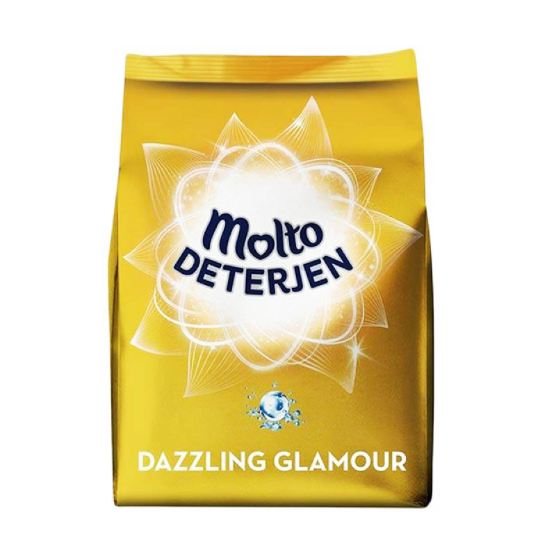 Molto Powder Detergent Gold 1.4Kg