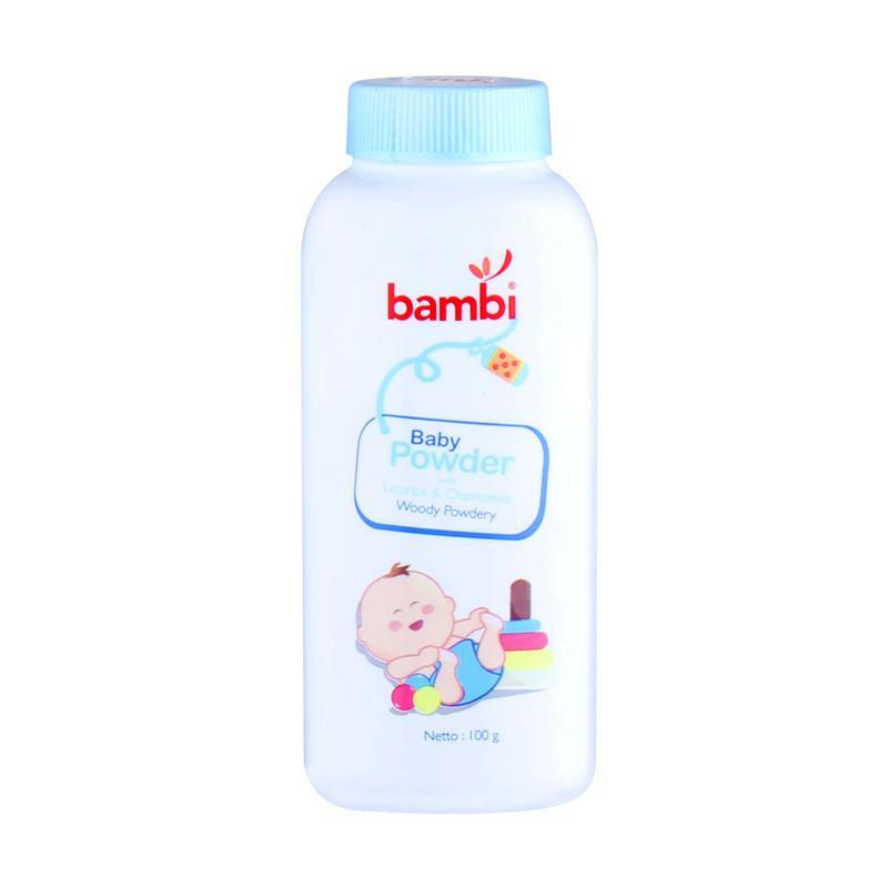 Bambi Baby Powder - Blue [100 gr]