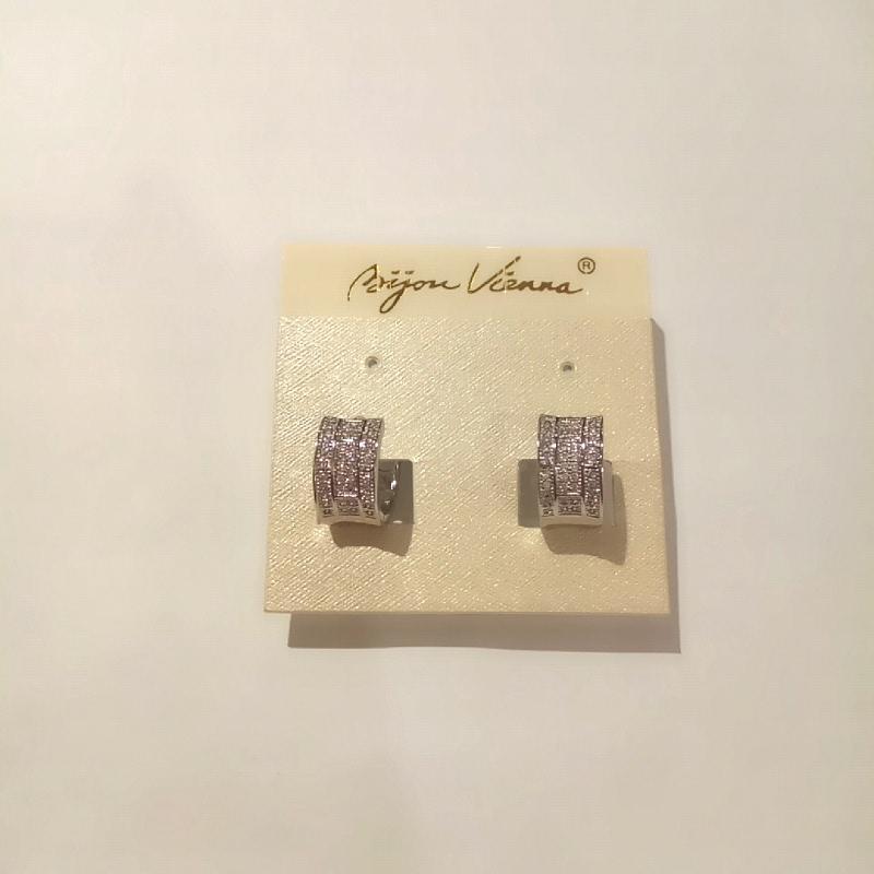 Bijou Vienna - Women Earring 300242020002 Silver