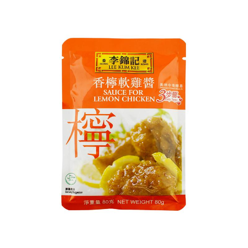 Lee Kum Kee Lemon Chicken Sauce 80 Gr