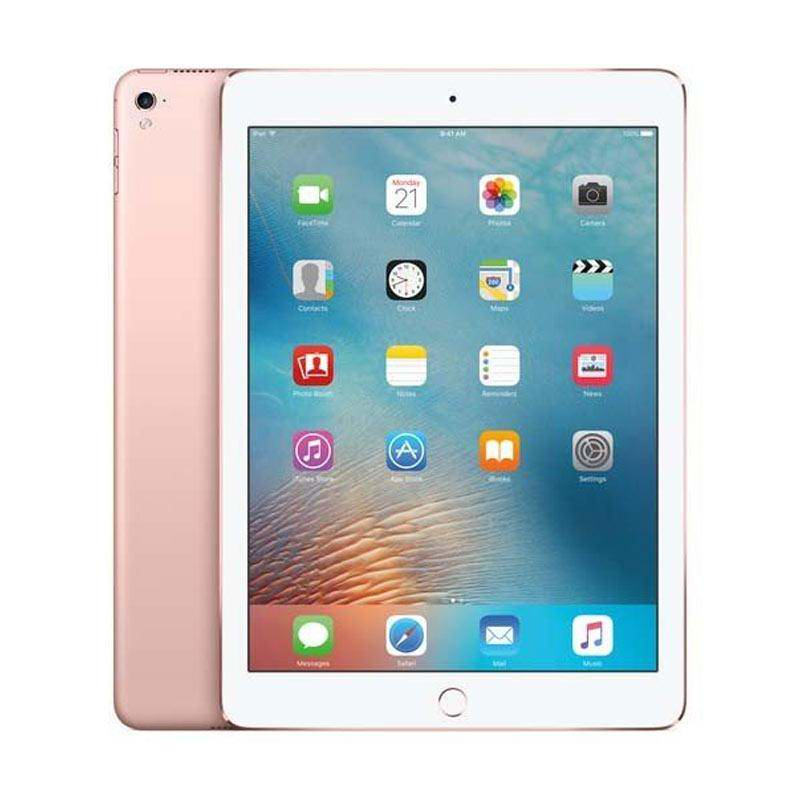 iPad Pro 9.7 Inch 128 GB (WiFi Only) - Rose Gold