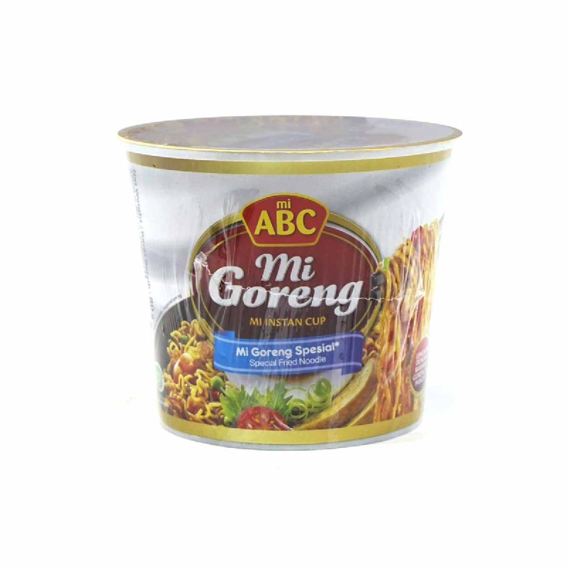 Mie Abc Cup Goreng Special 80G