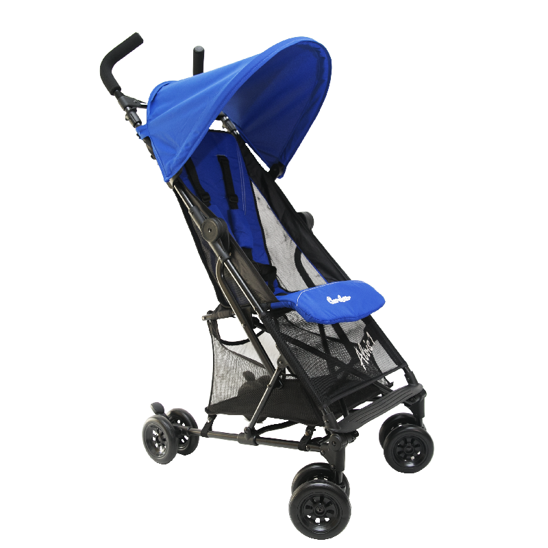 Kereta Dorong Bayi CL KS 85 Alvis - Blue Figured