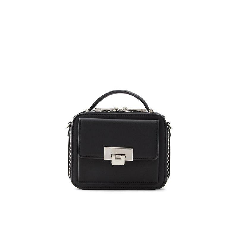 Aldo Top Handle Bags Ellane-001-Black