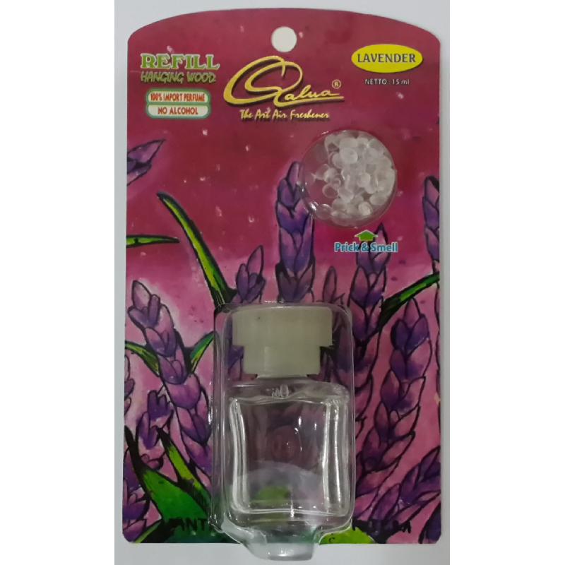 QALUA Refill 15ml Lavender