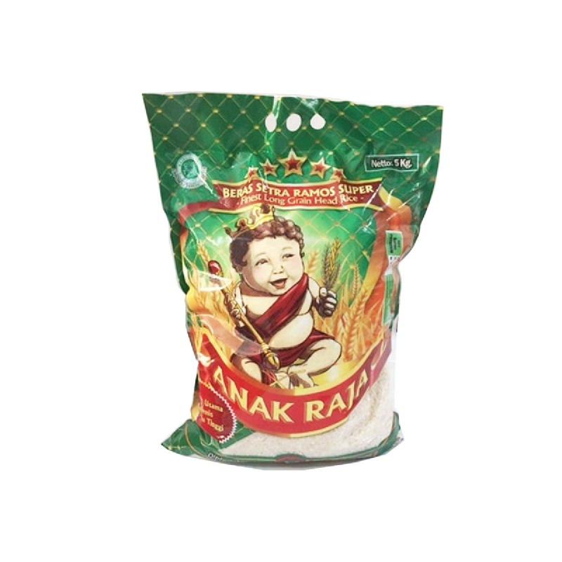 Anak Raja Beras Long Grain Sentra Ramos 5 Kg