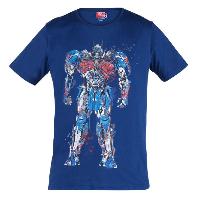 Optimus Prime T-Shirt Blue