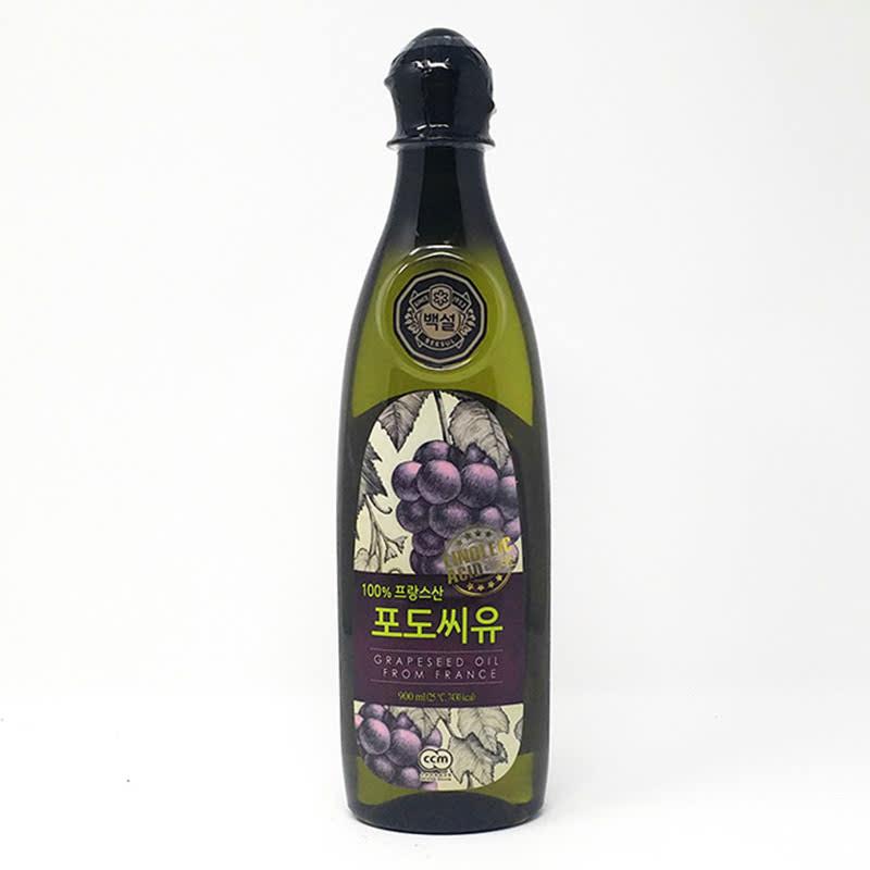 Grapeseed Oil 900 ml