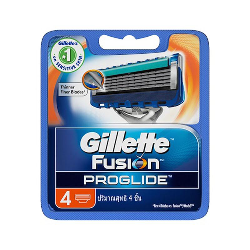 Gillette Fusion Proglide Manual Cartridge 4S
