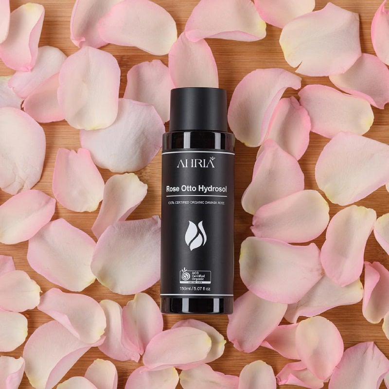 Ahria Organic Rose Water 150ml