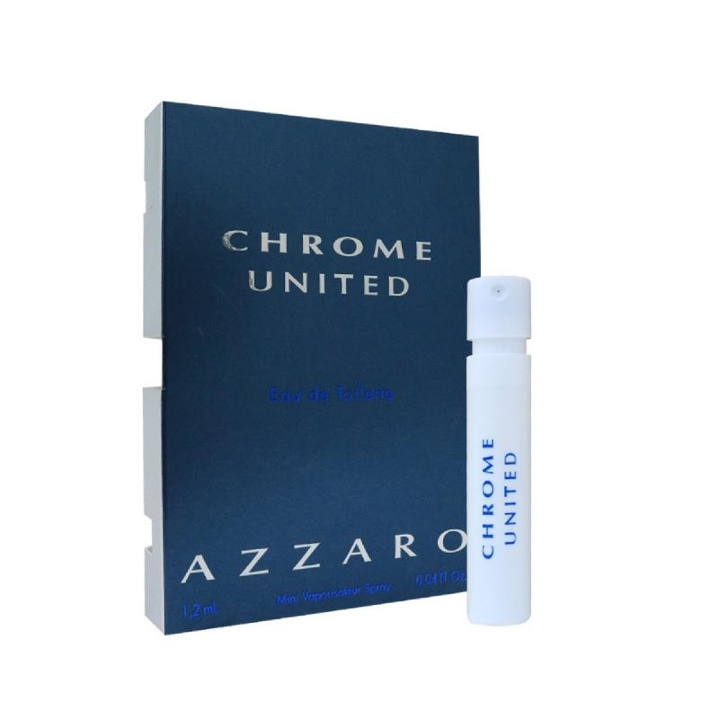 Azzaro Chrome United Man (Vial)