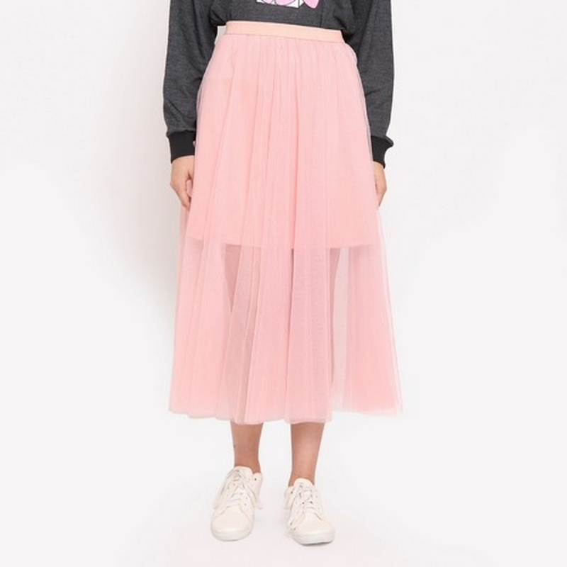 Cocolulu Tutu Skirt Dusty Pink