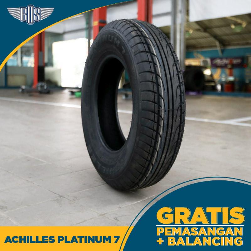 Ban Achilles Platinum 7 - 165-80 R13 83H - GRATIS PASANG DAN BALANCING
