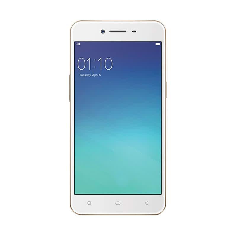 A37F Smartphone - Gold [16GB/ 2GB]