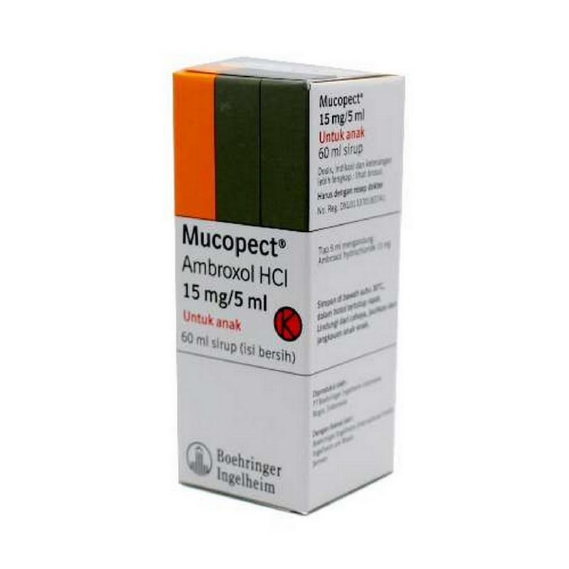 Mucopect Sirup Anak 60 ml