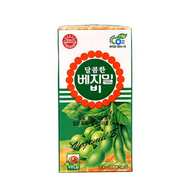 Dr Jung - Vegemil B Minuman Rasa Kacang Kedelai 190 ml