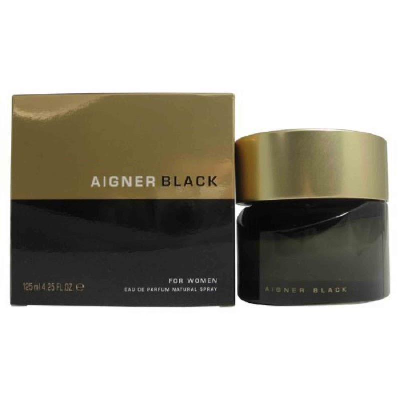 Aigner Black Woman EDP Spray 125 Ml