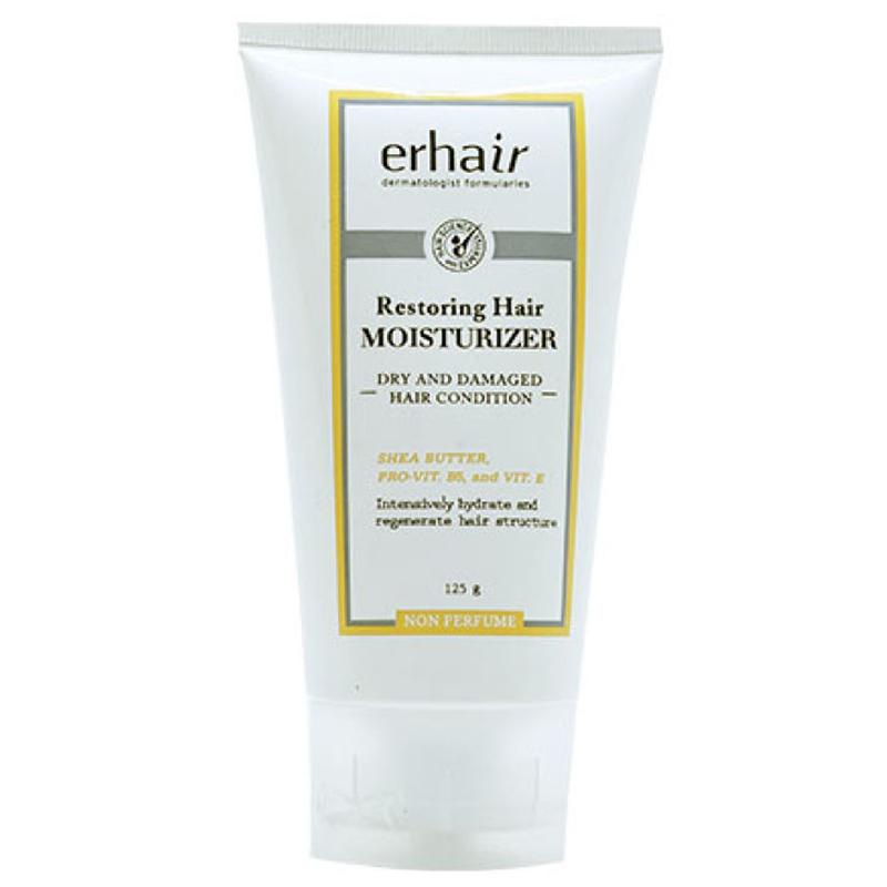 Erhair Restoring Hair Moisturizer 125g – Conditioner or Pelembab Rambut Kering