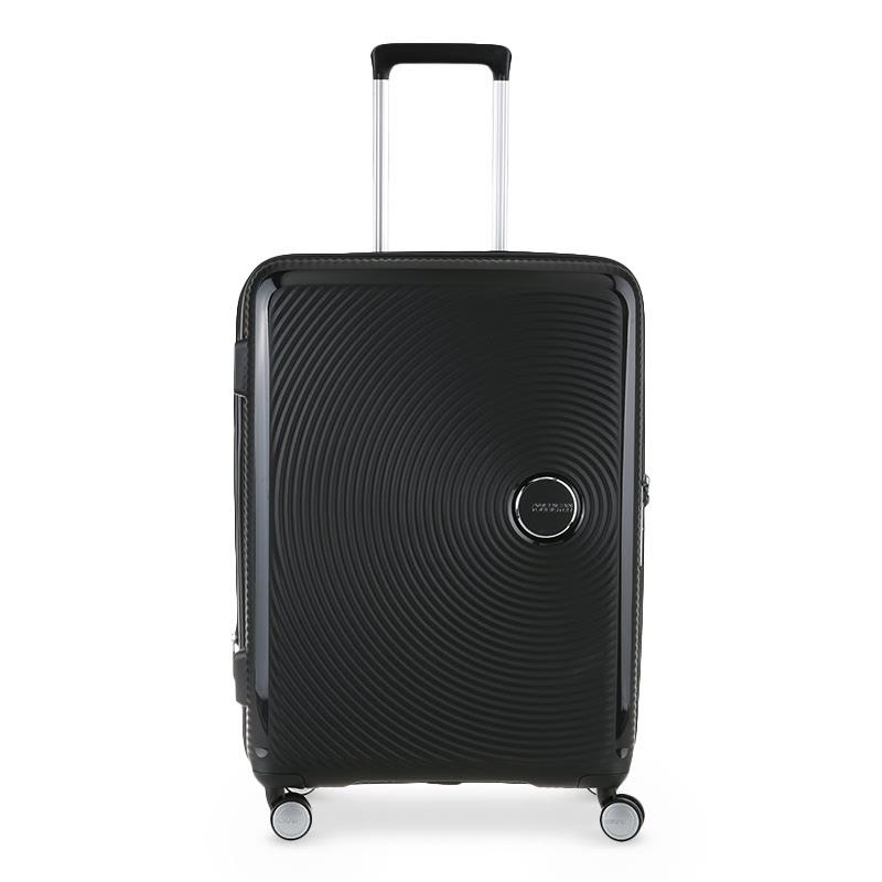 American Tourister Curio Spinner 69-25 Tsa AO8009002 Black