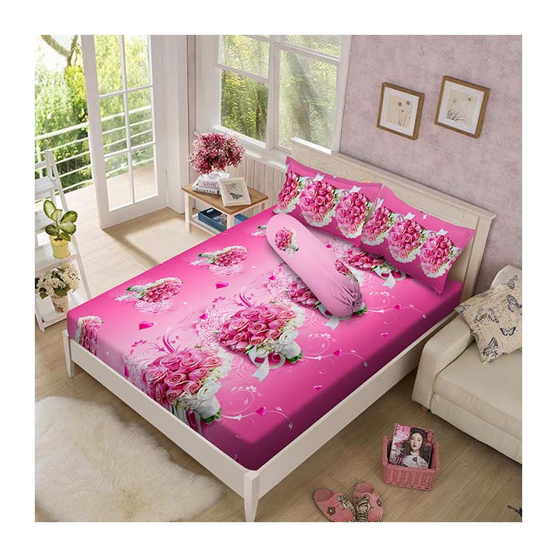 Kintakun Luxury Sprei 180 x 200 B4 King Mother Day