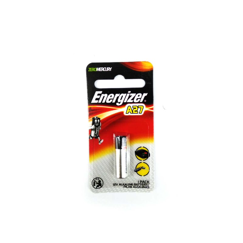 Energizer Baterai A27 BP 1
