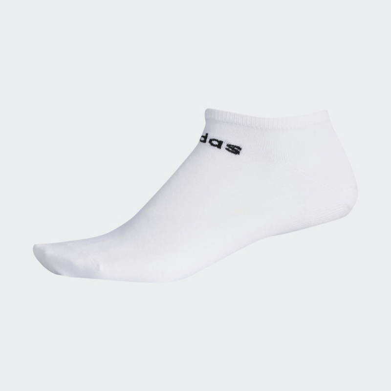 Adidas Basic No-Show Socks White DN4435