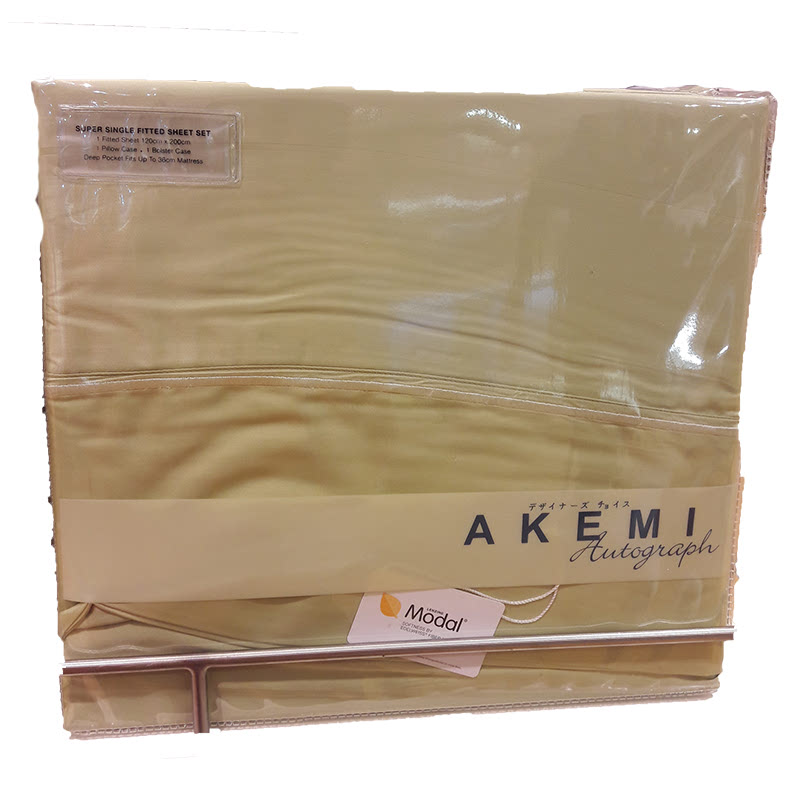 Akemi Autograph Mortimer Collection KQC 240X210 Bean Beige