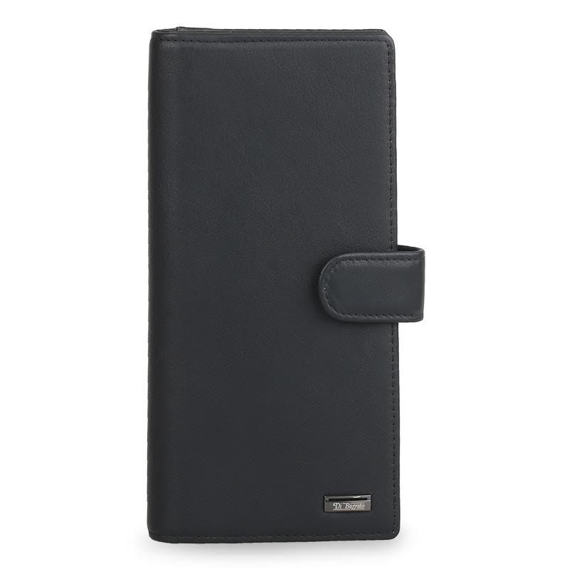 Di Bazzato DD1060 Long Wallet Black