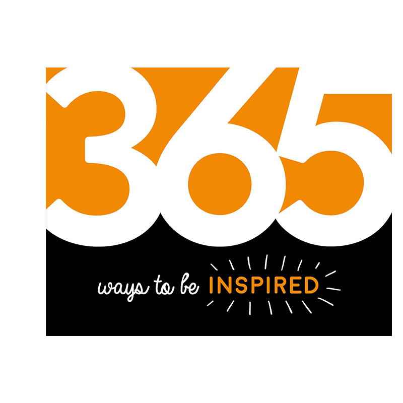 365 Ways to Be Inspired