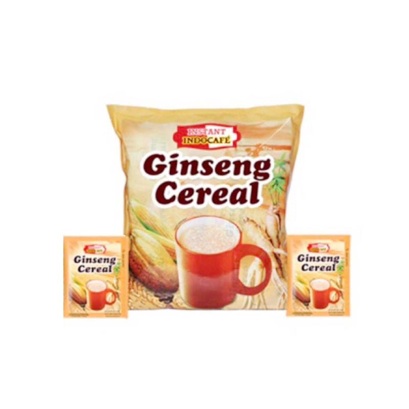 Indocafe Ginseng Cereal 30 X 35 Gr