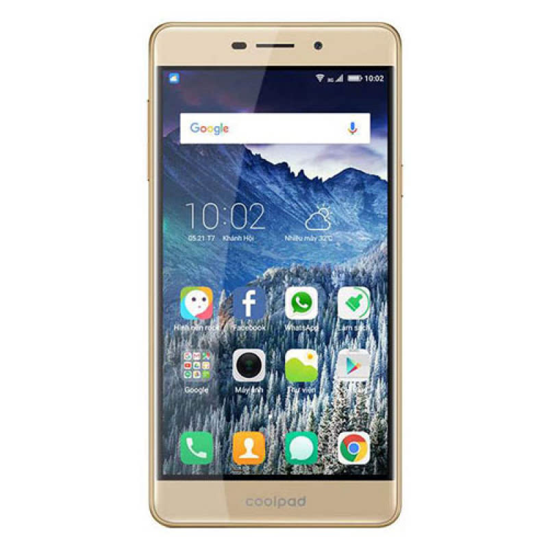 Coolpad Sky 3 RAM 3GB Free Headset, Tongsis