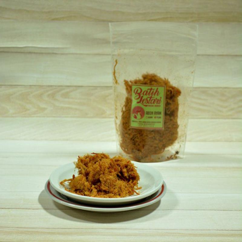 Batih Lestari - Abon Ayam Pedas 105 gr (isi 2 pcs)
