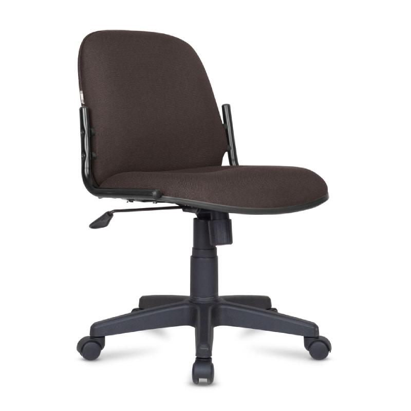 Kursi kantor (Kursi kerja) HP Series - HP03TT Brown - PVC Leather