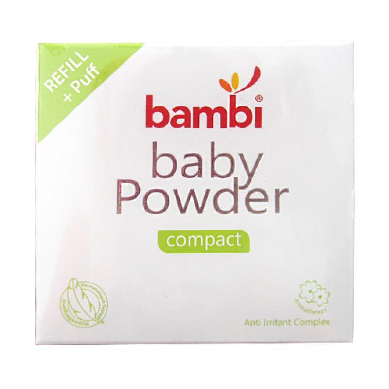 Bambi Baby Compact Powder [40 gr]