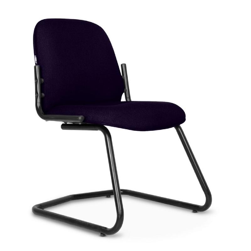 Kursi kantor kursi kerja HP Series - HP18 Purple