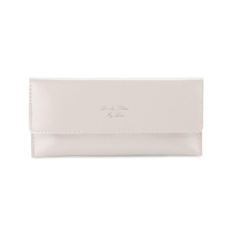 LnC Gevina Wallet - Cream