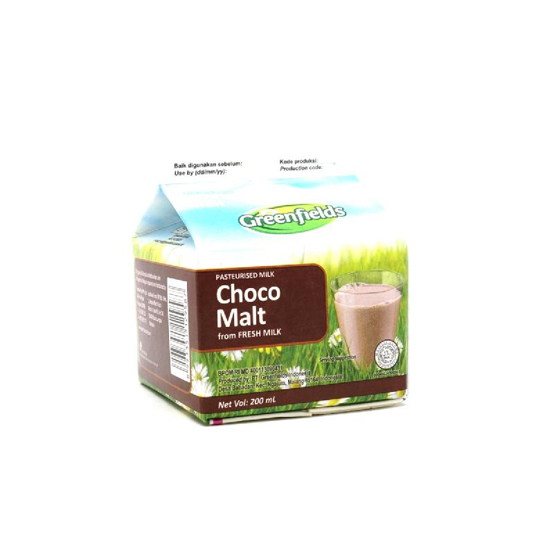 Greenfields Fresh Milk Chocolate 200Ml