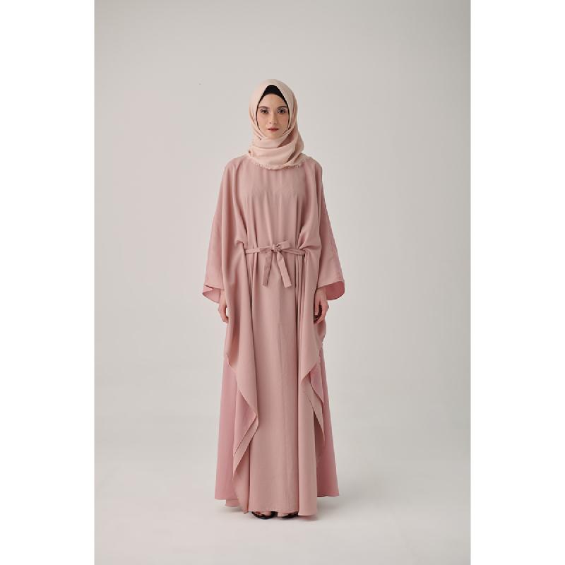 Suqma Adena Dress Dusty Pink