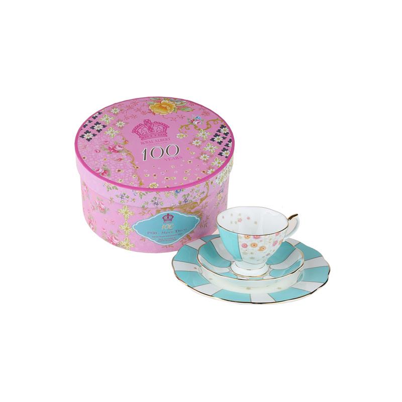 Tea Cup, Saucer & P 20cm RDRTHUNAL40017531