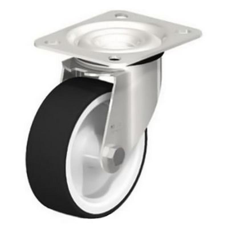 LEX-POTH 100G Wheel with Thermoplastic Polyurethane Tread Swivel Castors LEX-POTH 200G