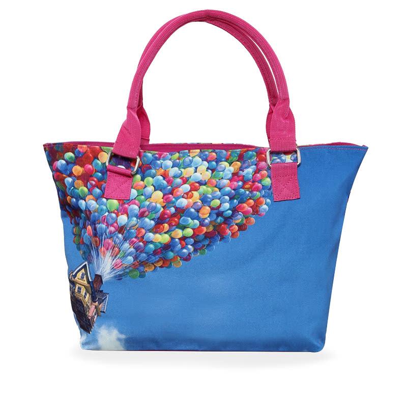 Reddington Tote Bag GZ-04 Multicolor Pink