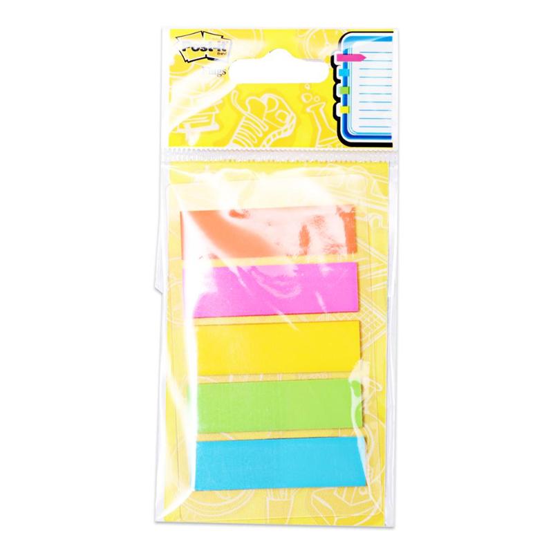 Post-It Index Flag 5 Colors 583-5 3M 72EA-CV