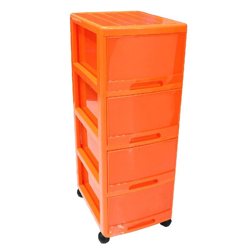 Claris Kabinet Princia 5343-4LAR Orange