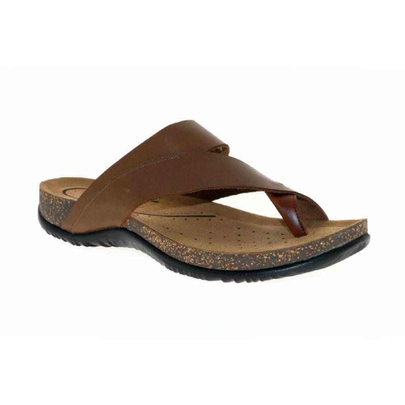 Orca Bay Mens Sandals Cross Toe II Khaki