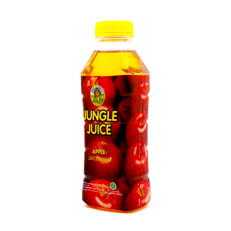 Jungle Juice Apple 500 Ml
