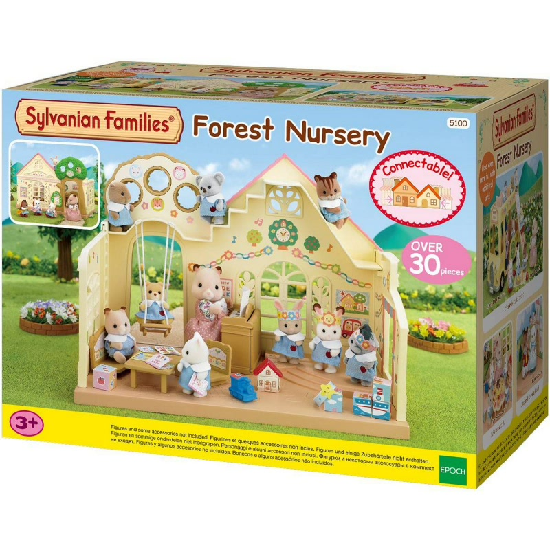 Sylvanian Families Forest Nursery ESFK51000