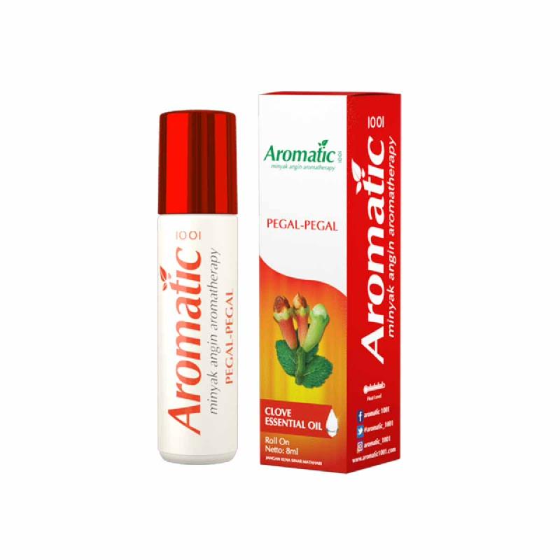 Aromatic 1001 Minyak Angin - Pegal-Pegal