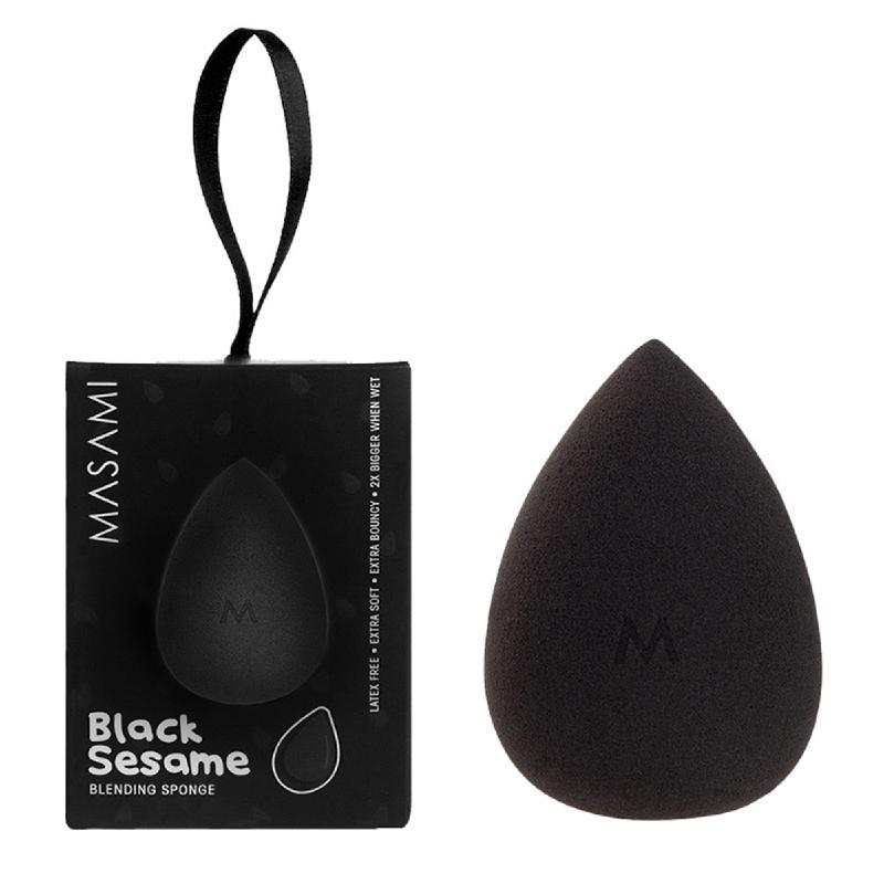 Black Sesame Blending Sponge