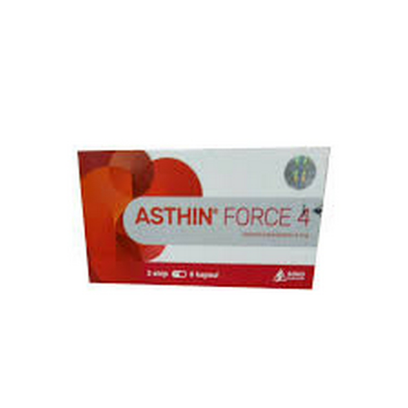 Asthin Force 4 mg Strip